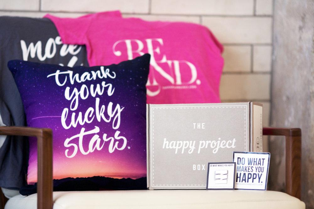 the happy project box