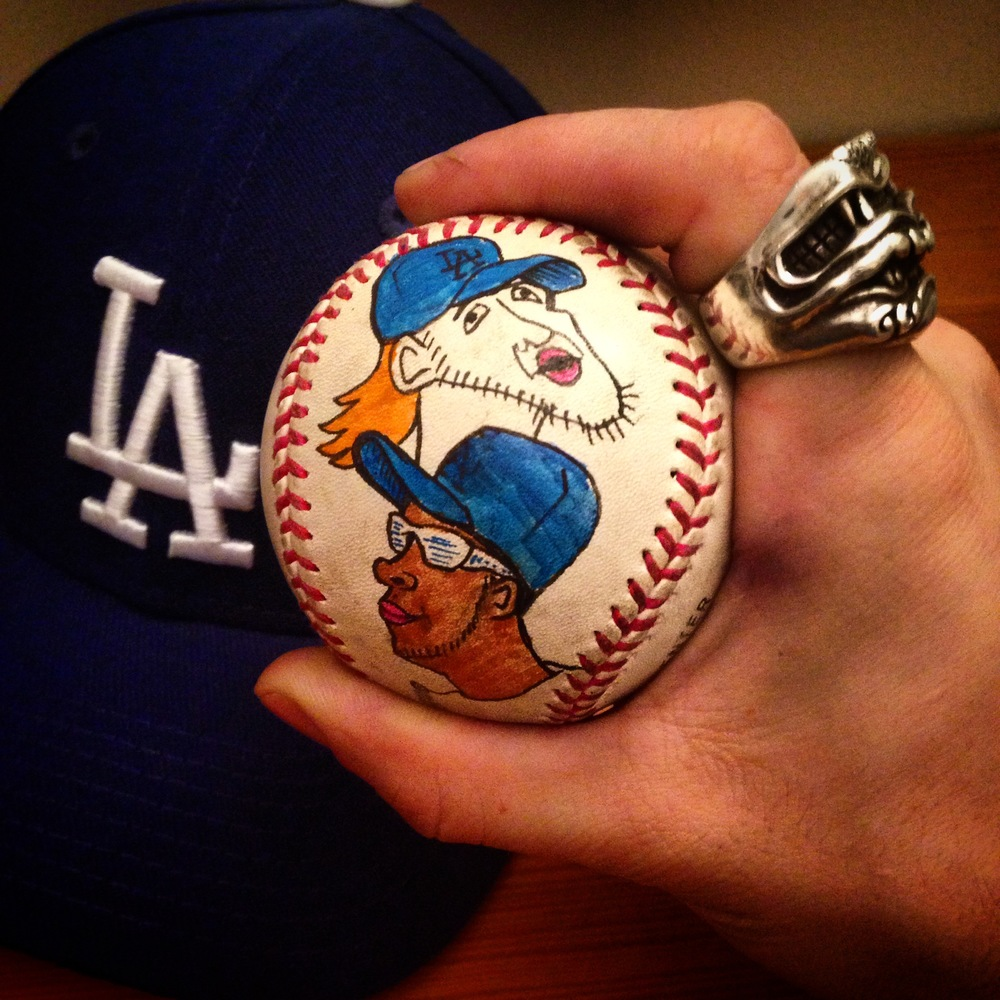 Kershaw Puig ball.JPG