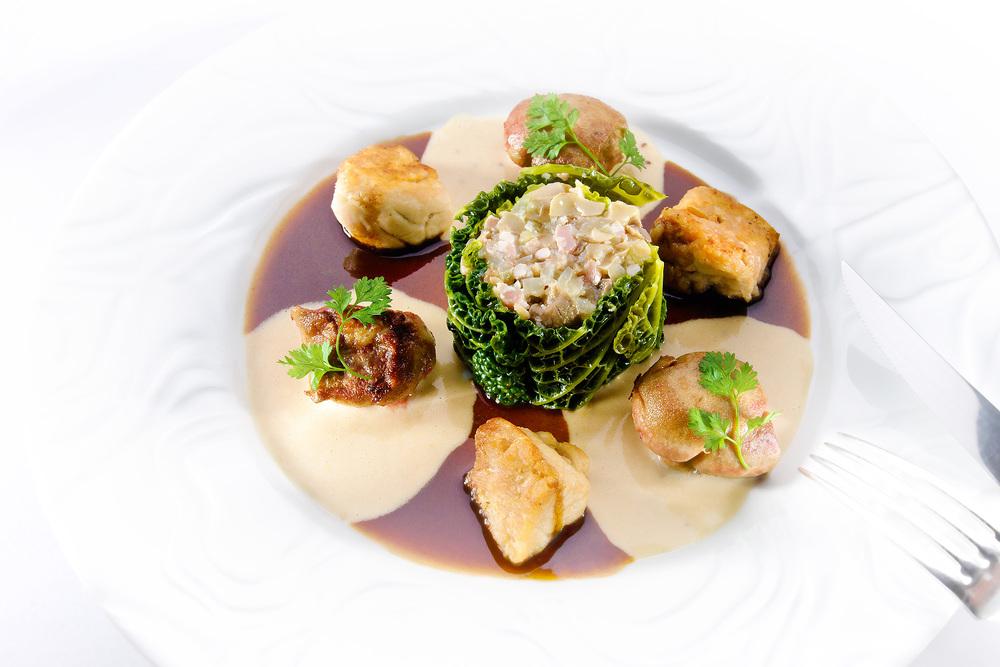 Photo culinaire - Plat de Chef
