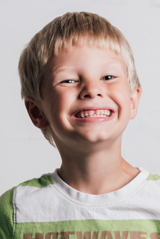 Portrait Kindergartenjunge