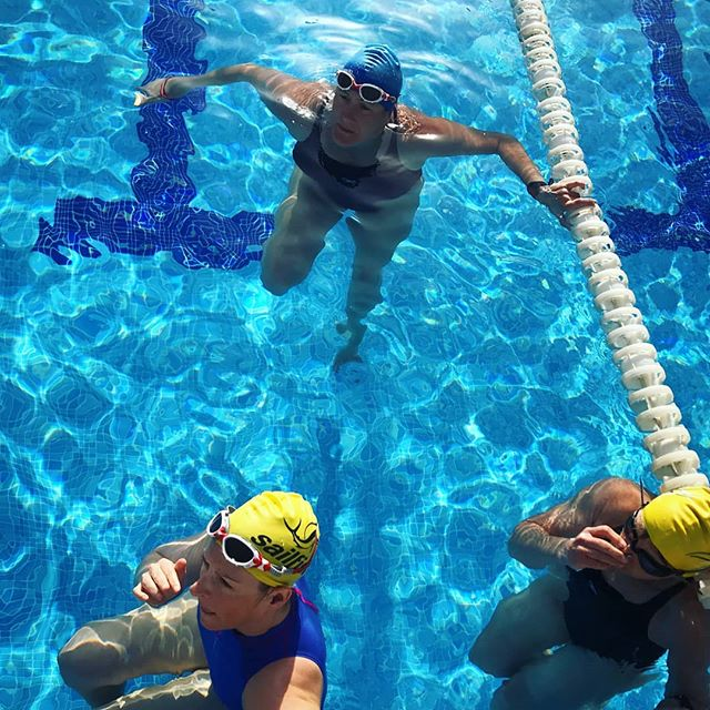 Early morning swim sets, with the sun on your back - those were the days... ⠀⠀⠀⠀⠀⠀⠀⠀⠀⠀⠀⠀⠀⠀⠀⠀⠀⠀ Don't wait until British summer comes around, book an early season triathlon camp (link in bio ☝️) ⠀⠀⠀⠀⠀⠀⠀⠀⠀⠀⠀⠀⠀⠀⠀⠀⠀⠀ We have camps in 2019: February - April Individual or group bookings Bike focus, middle/long, women only ⠀⠀⠀⠀⠀⠀⠀⠀⠀ • • • #uktrichat #swimbikerun #earlymorning #swimming #triathlon #training #mallorca #swim #eatswimsleeprepeat #trainingcamp #gottotri #camp #earlyseason #raceprep #groupcamps