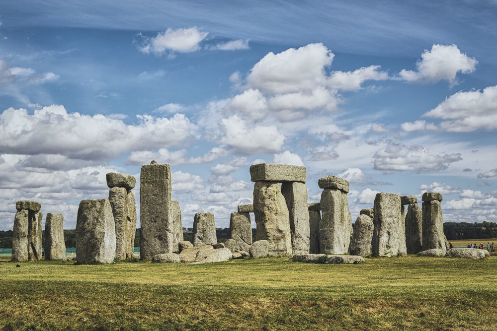 The World Heritage Site of StoneHenge