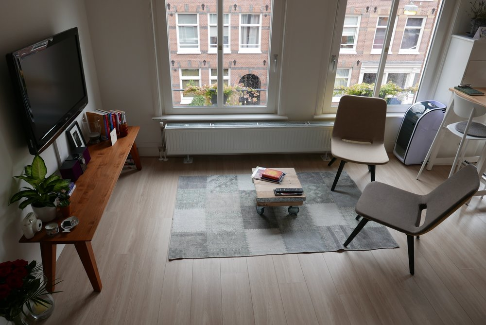 Every #girldonegood needs a dutch apartment of dreams.. obviously.