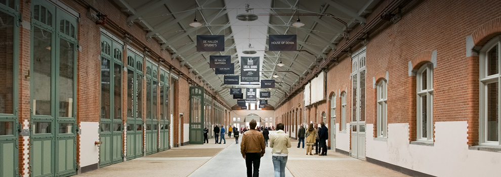 The Foodhallen is home to some of the best street food Amsterdam has to offer plus an array of other facilities. One of our favourite hangouts.