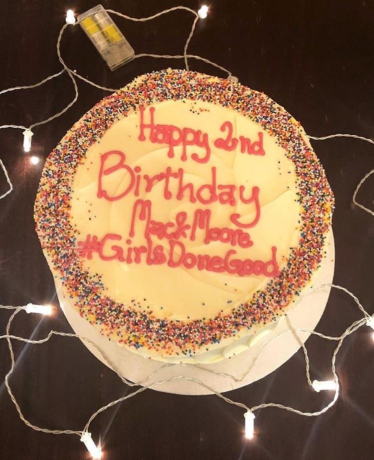 Still. Salivating. At. This. Cake.