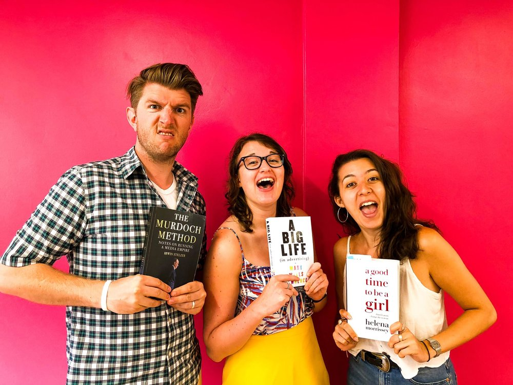 Fave book club reads
