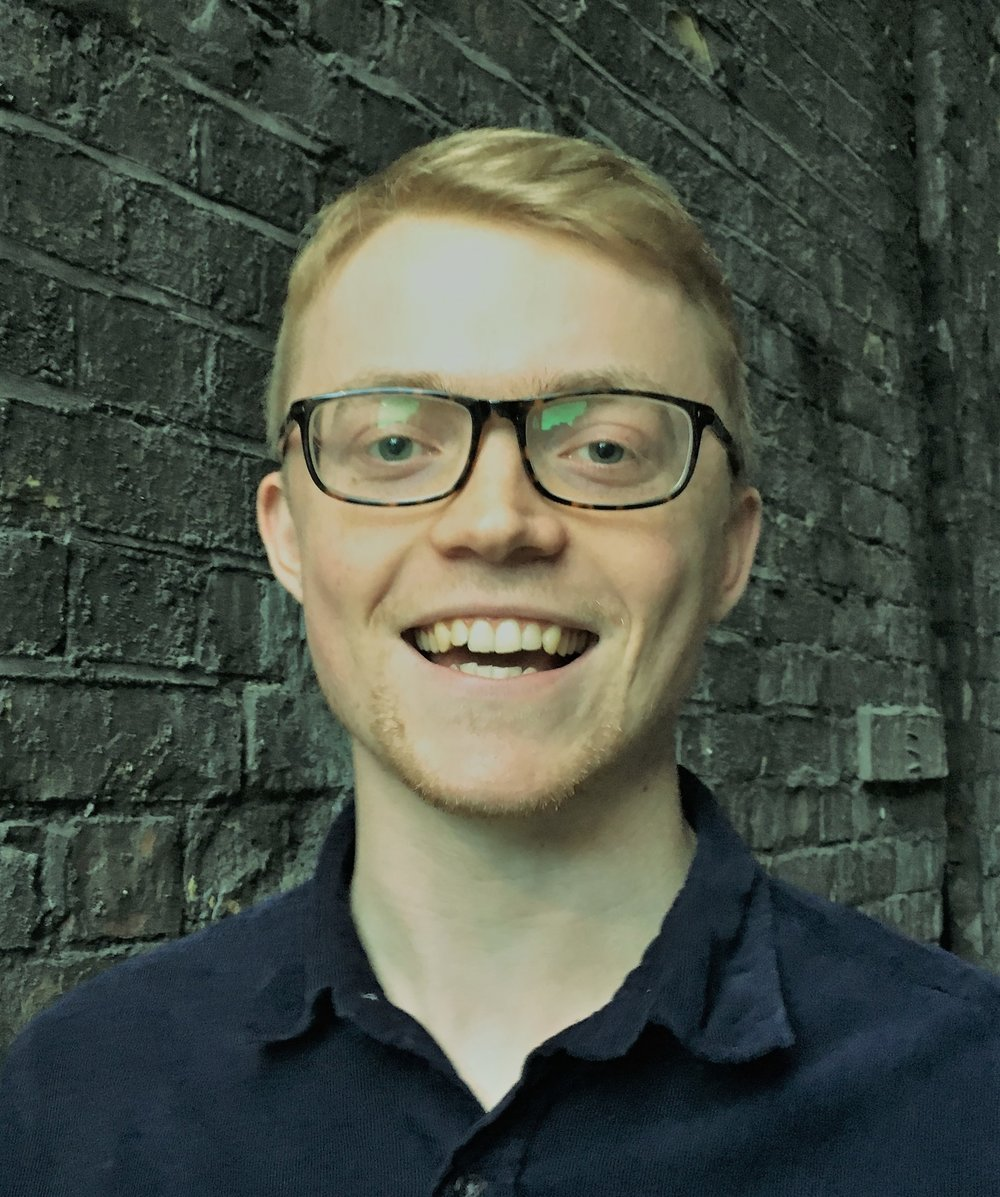 9. Adam Jones - Policy and Advocacy Officer, UK Council for Psychotherapy