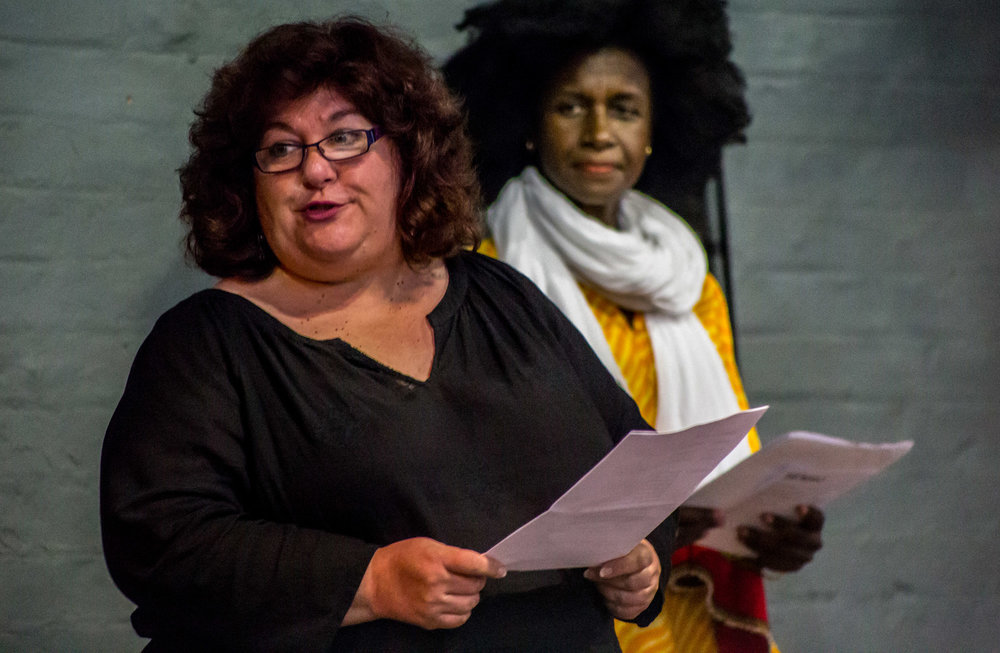 Actors Script in Hand