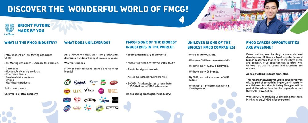 FMCG COMPANY - EVENT COLLATERAL & BRANDED ASSETS