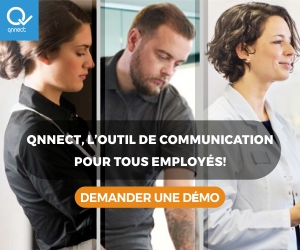 Web bannersfor Qnnect by The EMMS