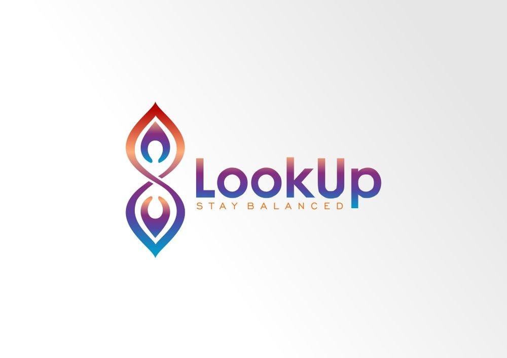 Look Up Logo Option 2