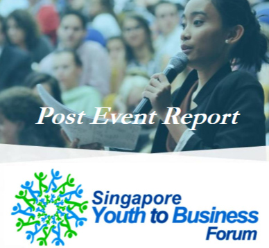 Panelist, AIESEC Singapore Youth to Business Forum