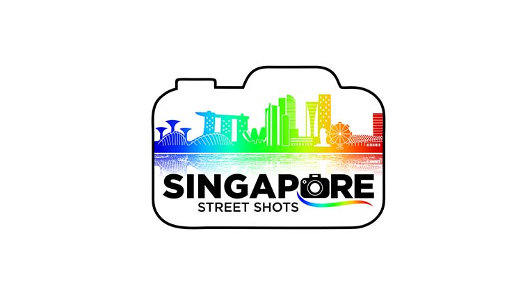 The EMMS Branding Project: Singapore Street Shots Logo