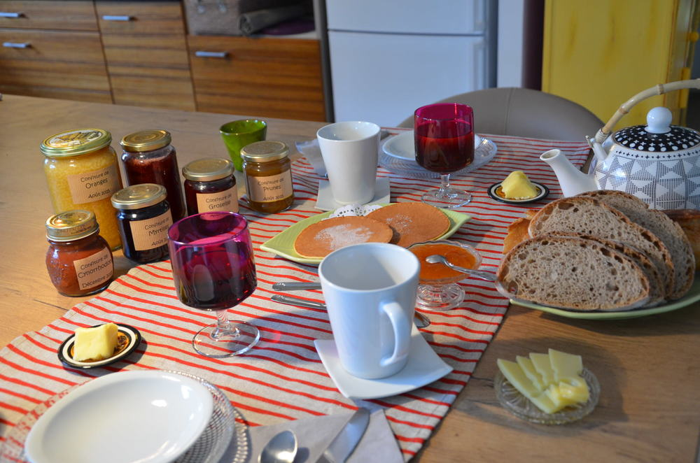 Chambres et table d'hôtes bretagne_22_35_petit déjeuner