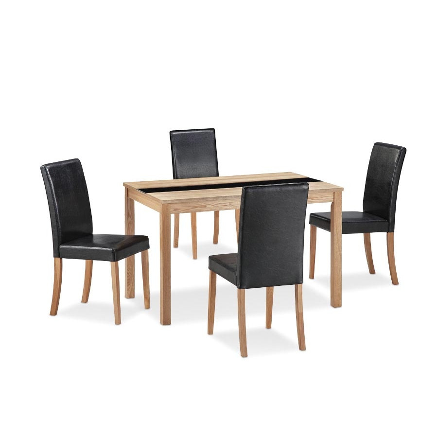 tables furniture round of chair table and america frescina dp chairs dining com amazon