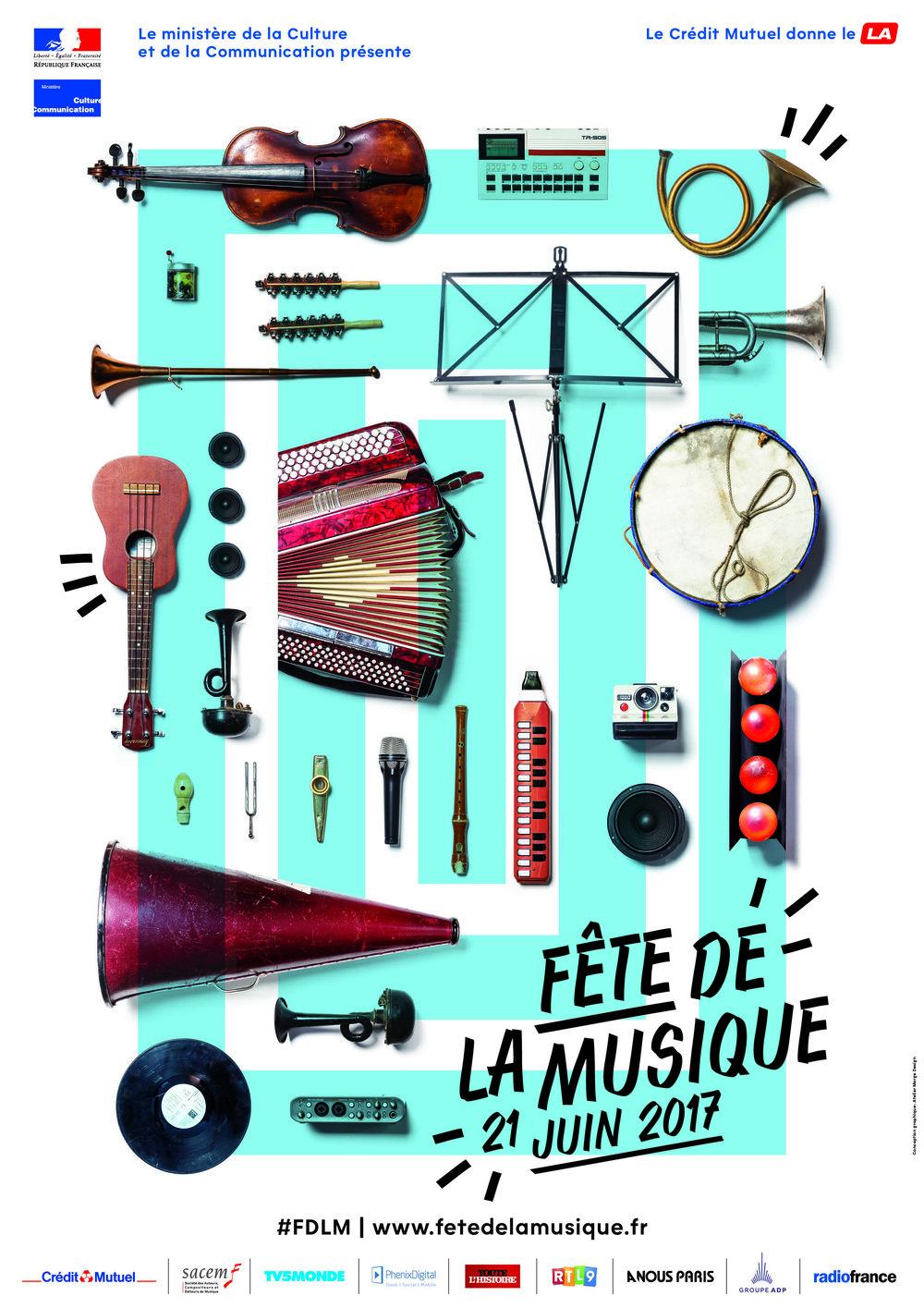 Fete De La Musique - Paris