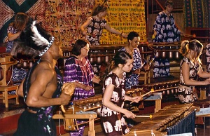 Zimba Marimba Band, Sweden, 2006