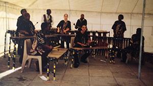 Maru-a-Pula Marimba Band, Botswana, 2003