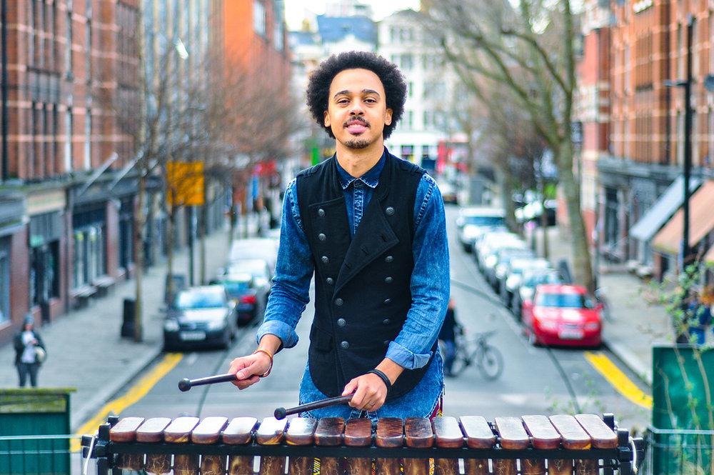 Otto Gumaelius - African Marimba Music.jpg