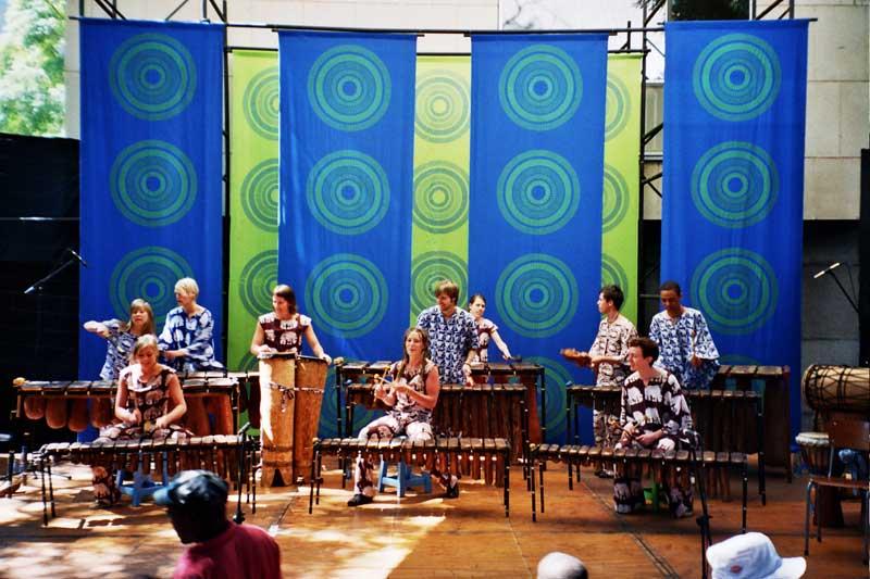 Zimba Marimba Band