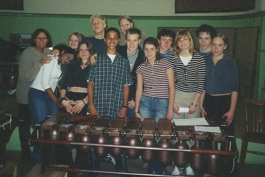Zimba Marimba Band,2002.