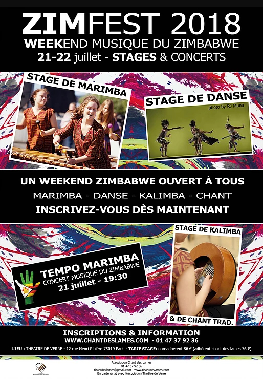 ZimFest Paris