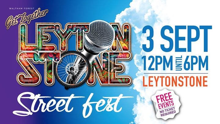 Leytonstone Street Fest