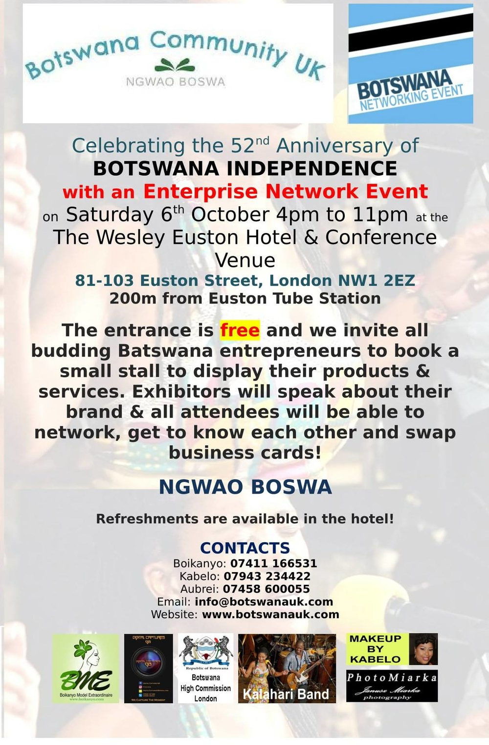 Botswana Independence Networking Party London.jpg