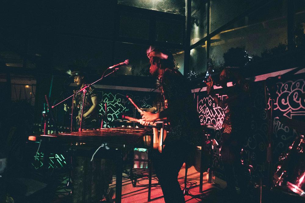 Otto And The Mutapa Calling - African Marimba Band - Grow Hackney, London, United Kingdom