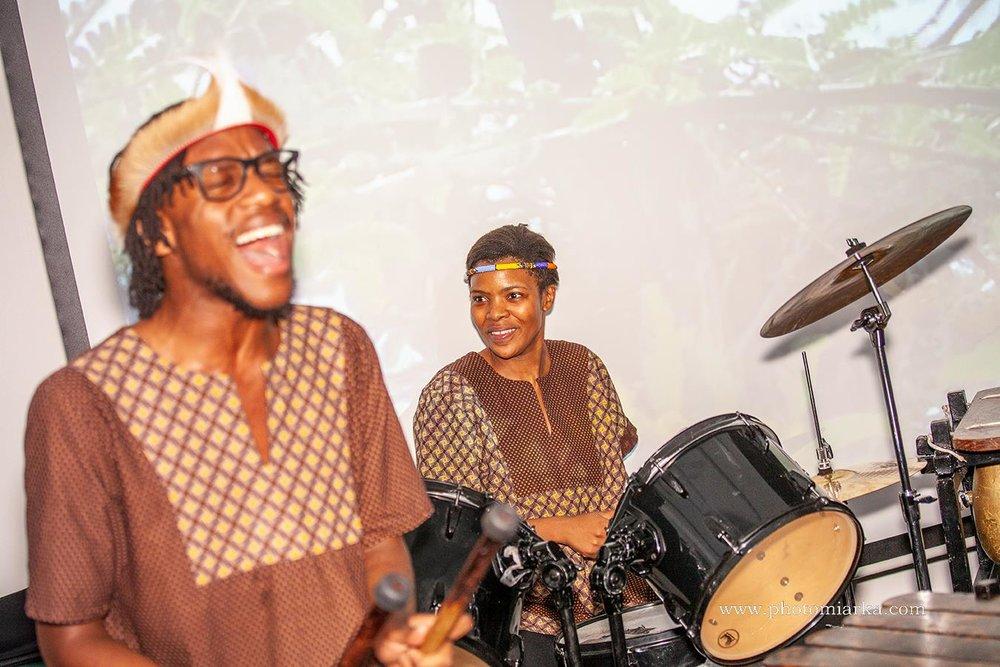 Botswana Independence Day Celebrations in London UK 2018 With Otto And The Mutapa Calling Marimba Band At The Wesley Euston Hotel 9.jpg