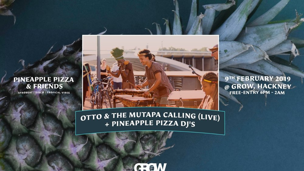 Pineapple Pizza - Otto And The Mutapa Calling African Marimba Band at Grow Hackney in London.jpeg
