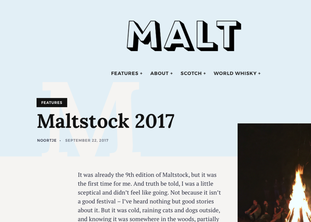 Malt - Whisky Reviews