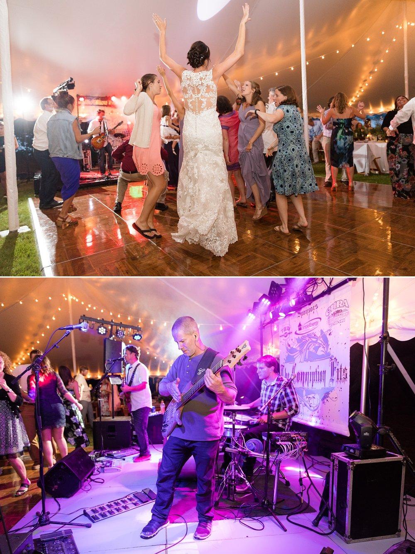 Lake Morey Wedding