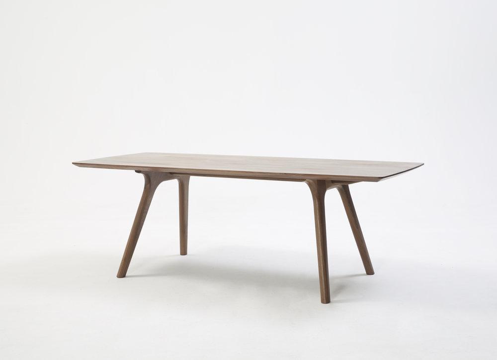 Alex Earl Solid American Black walnut custom dining table Melbourne made.jpg