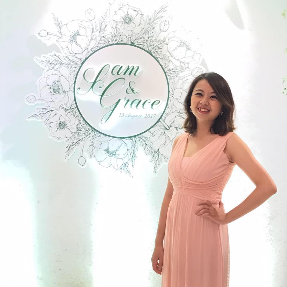 婚禮主持 劉千嫚 Charlene    在Charlene身上,能感受到由衷散發的熱忱,專業且親切的服務態度。