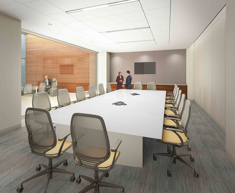 BRAND NEW DYNAMIC, FLEXIBLE CONFERENCE CENTER