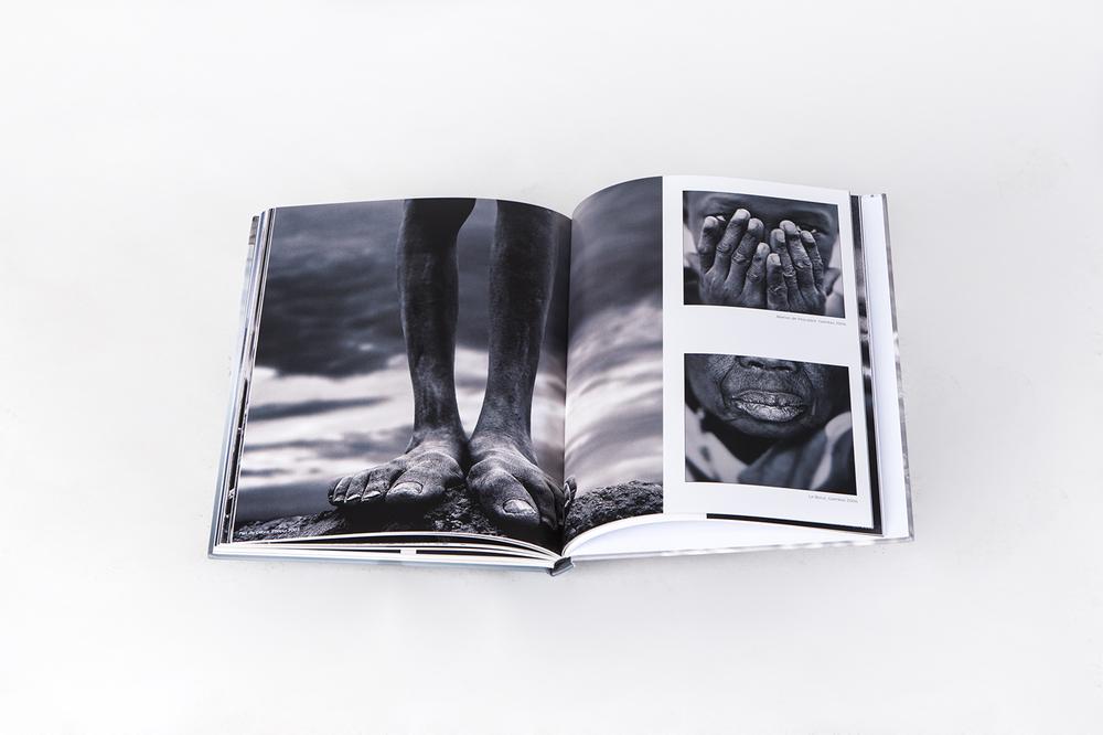 Fotos de África en el libro El Silencio Habitado