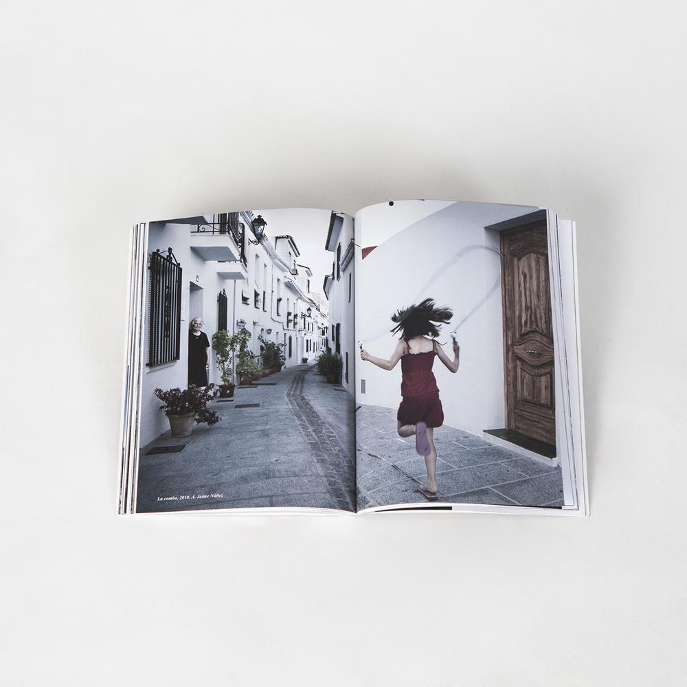La comba en el libro Mijas: Ayer y hoy