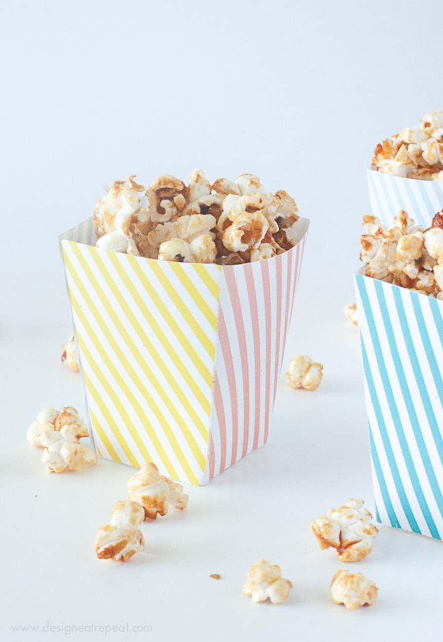 Popcorn boxes for your lazy nights