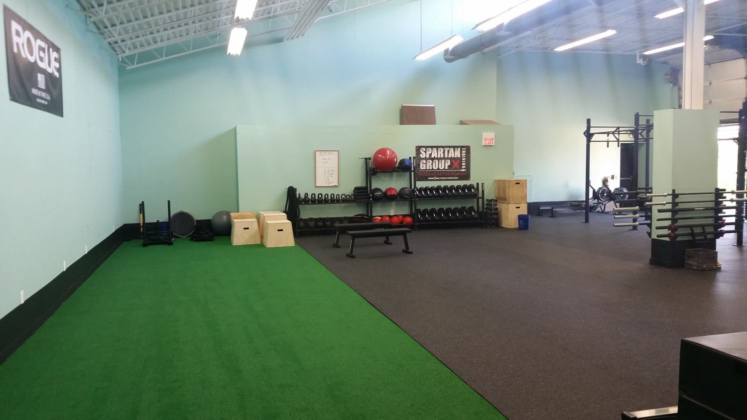 Greensburg Spartan Group X (SGX) — True Health and Fitness