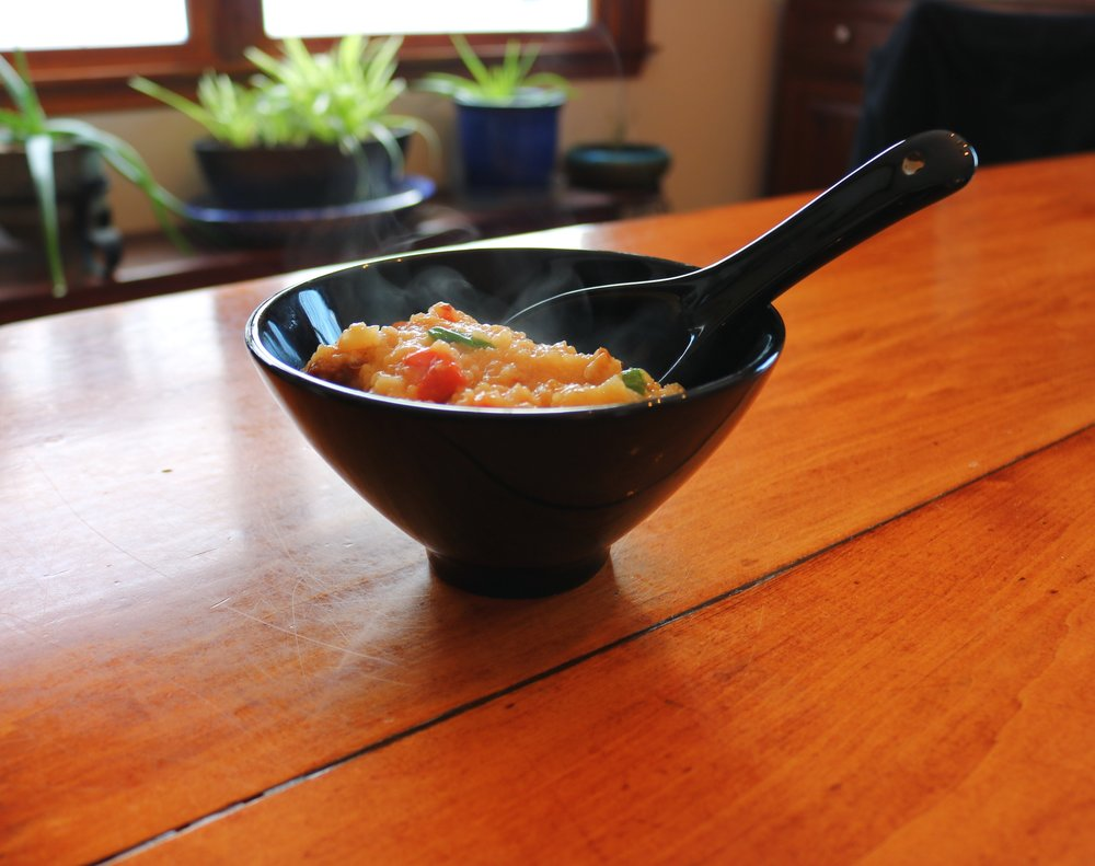 Replenish Your Qi  - with Congee