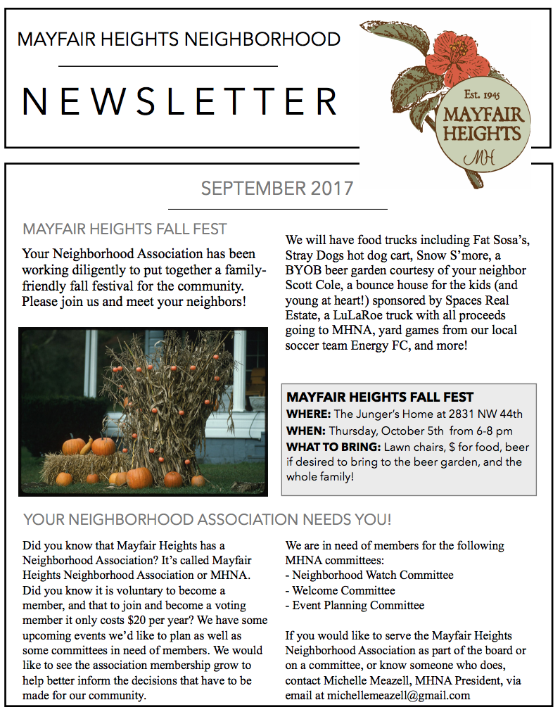 Mayfair Heights Sept2017 Newsletter.png
