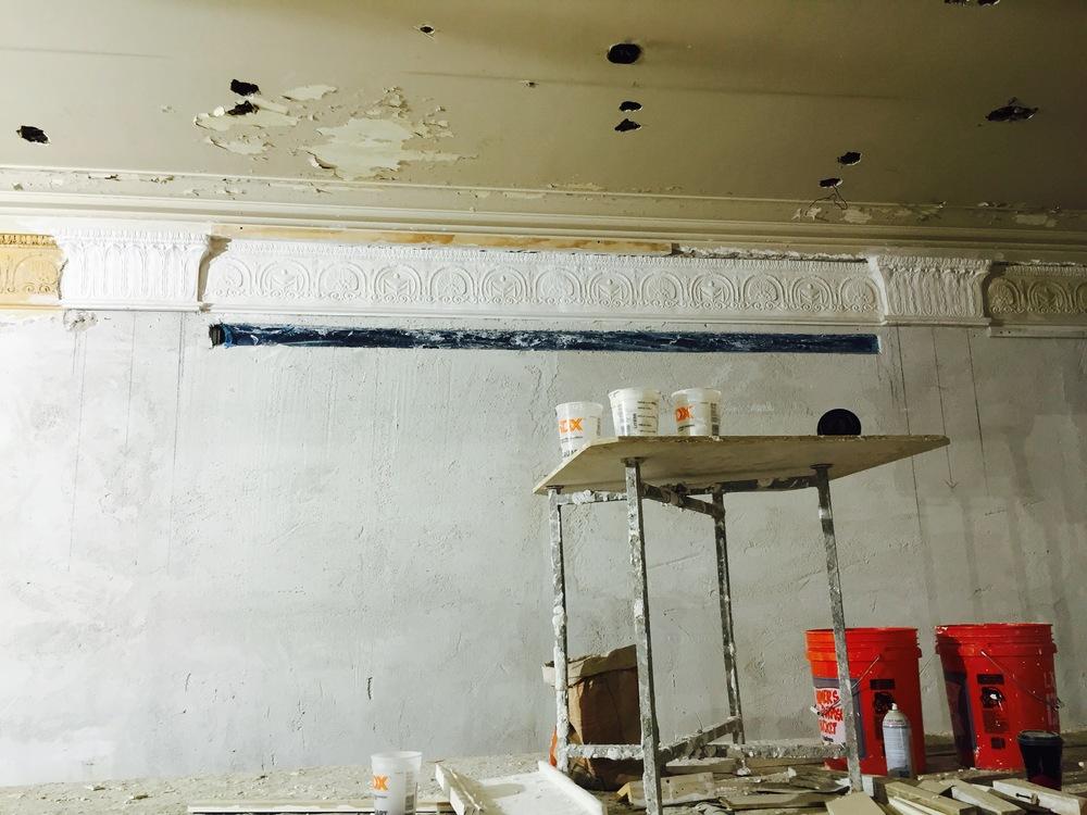 Vantage Plaster 8 2015-06.16 Cast of Column Capitals & Horseshoe Shapes on Wall 2.jpg