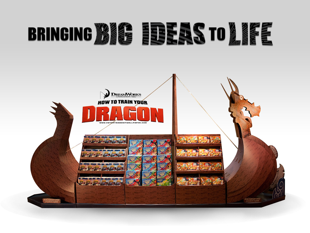 How to train your dragon new creature dragonboat 1g ccuart Images