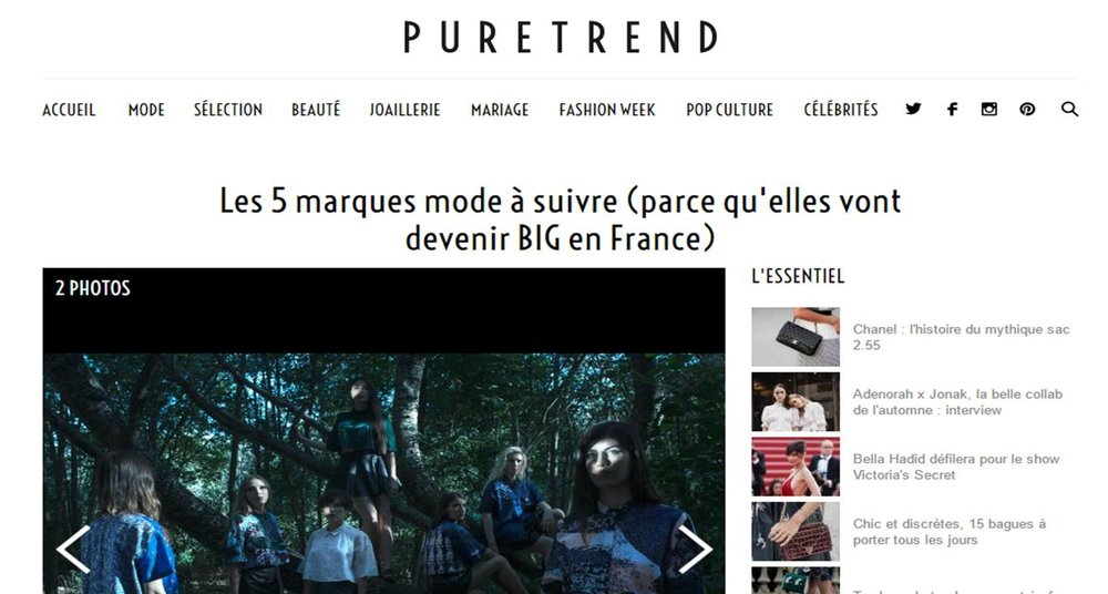 PureTrend, le 19 Octobre 2016
