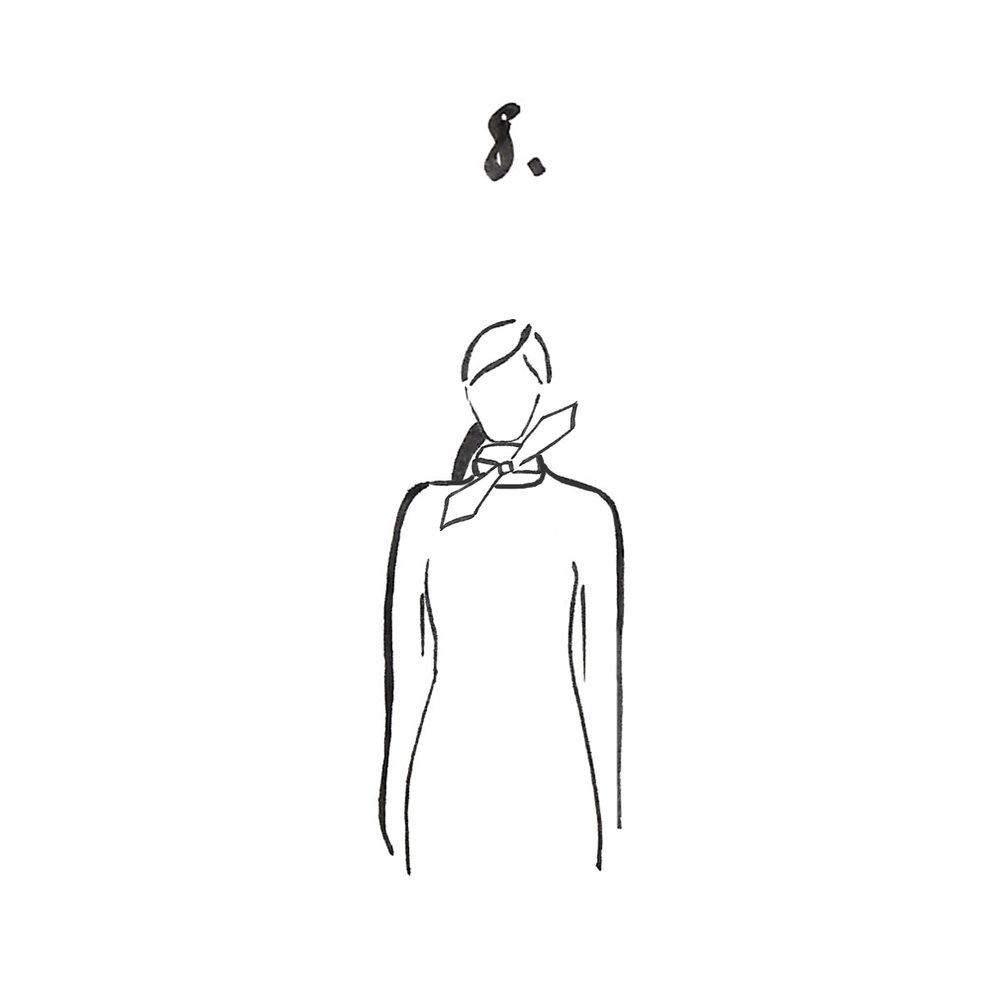 Réaliser un noeud simple.