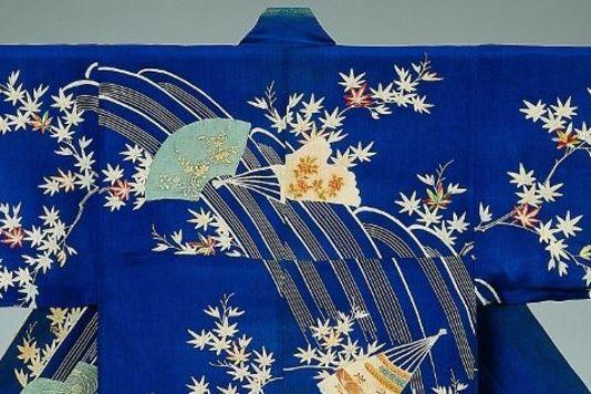 petitjean paris  musée guimet exposition kimono
