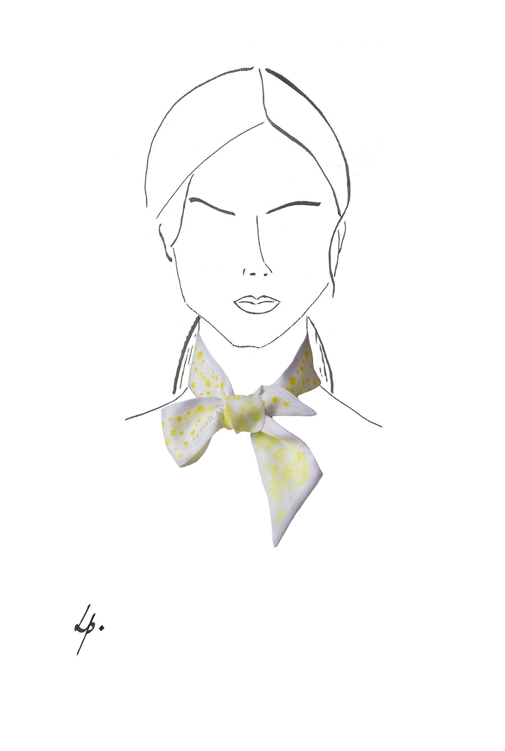 petitjean paris lavalline art of carres scarves