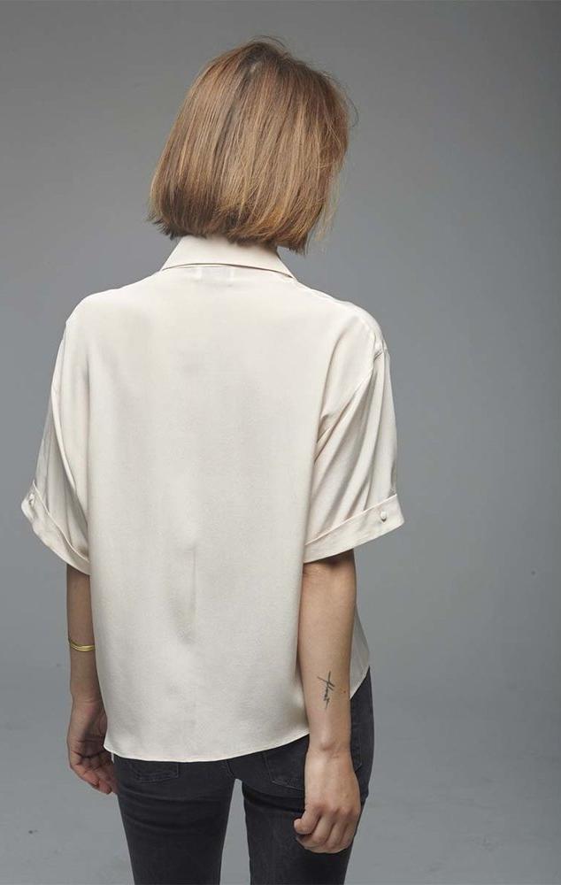Pétal Collette shirt Petitjean Paris