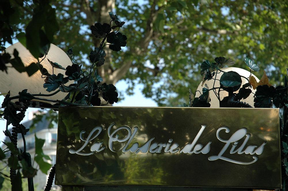 Crédit photo: La Closerie des Lilas